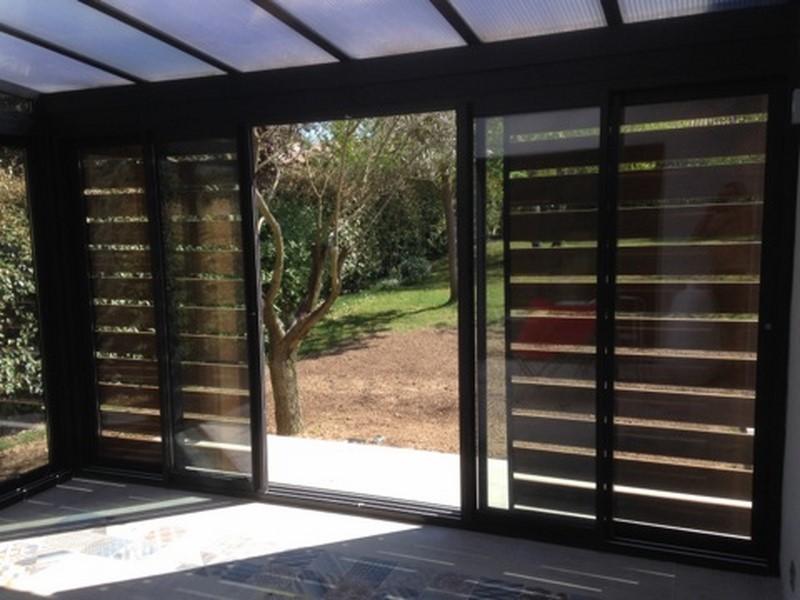 v randa classic et volet coulissant bois pertuis 84120. Black Bedroom Furniture Sets. Home Design Ideas