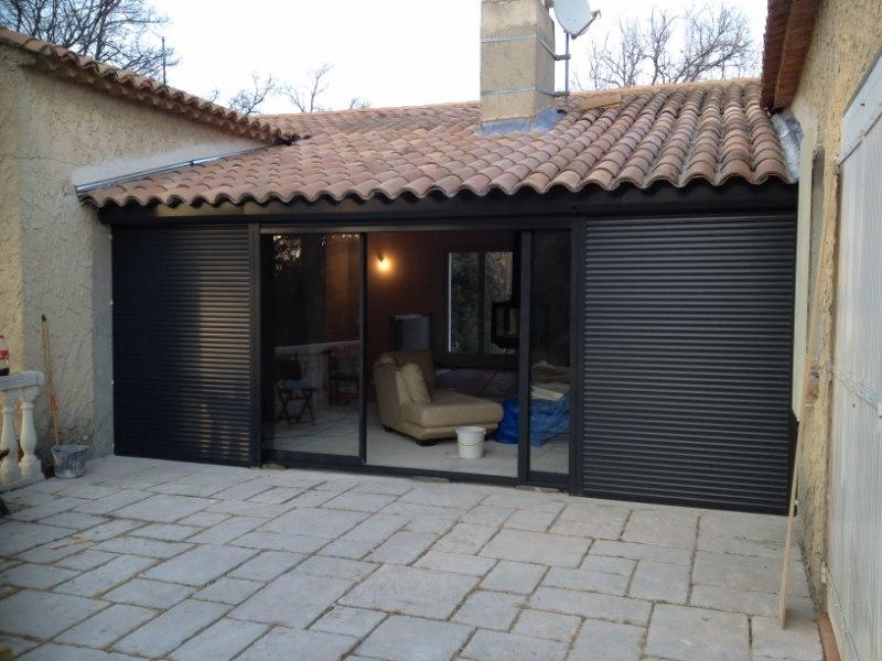 menuiserie technal lum al aluminium 13510 eguilles pose. Black Bedroom Furniture Sets. Home Design Ideas